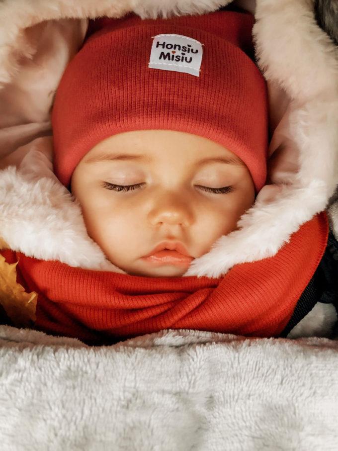 czapka zimowa dziecko