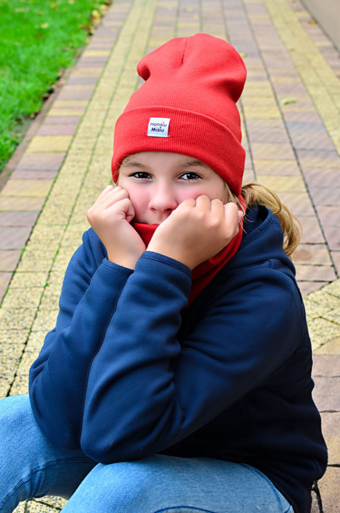 czapki dla dzieci producent