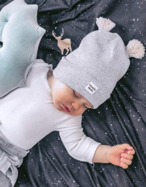 Czapki zimowe dla dzieci komplety