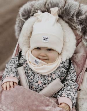 czapki dla dzieci na wiosne
