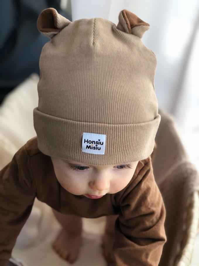 czapka dla dziecka beanie