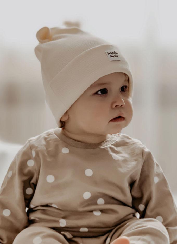 czapki dla dzieci z uszami