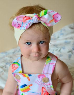 opaska niemowlęca