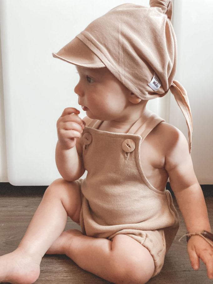 Ogrodniczki niemowlęce chłopięce