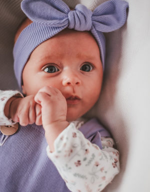 opaska dla niemowlaka
