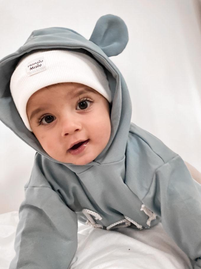 czapka beanie dziecięca