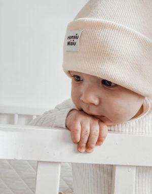 czapka beanie dla dzieci