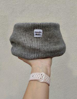 Komplet zimowy czapka i szalik dla dziecka